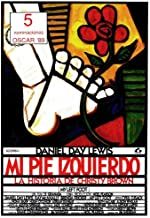 My Left Foot Movie Poster (27 x 40 Inches - 69cm x 102cm) (1989) Spanish -(Daniel Day-Lewis)(Brenda Fricker)(Ray McAnally)(Cyril Cusack)(Fiona Shaw)(Hugh O'Conor)