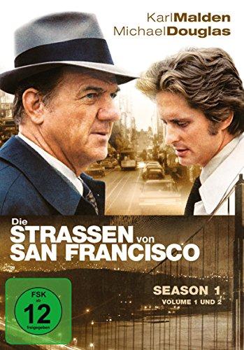 Die Straßen von San Francisco - Season 1, Volume 1 und 2 [8 DVDs]
