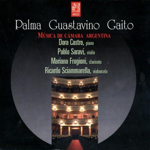 Dora Castro|Pablo Saraví|Mariano Frogioni|Ricardo Sciammarella