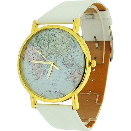 Montre Mixte - The Olivia Collection - Map02