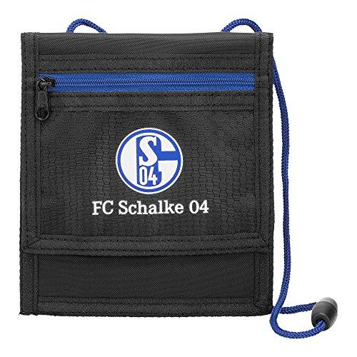 Schalke 04 Brustbeutel / Geldbörse / Portemonnaie / Geldbeutel / Wallet S04