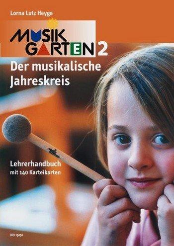 Der Musikalische Jahreskreis Musikgarten Phase 2 - Lehrerband inkl. Karteikarten