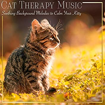 Cat Therapy Music: Soothing Background Melodies to Calm Your Kitty