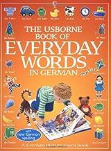 The Usborne Book of Everyday Words in German (Usborne Everyday Words) (German Edition)