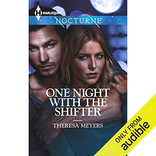 One Night with the Shifter audiobook cover art
