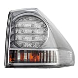 Headlights Depot Replacement for Lexus LX RX 400H...