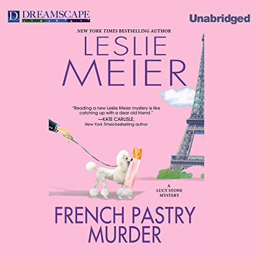 French Pastry Murder audiobook cover art