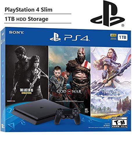 KKE 2019 Newest 1TB HDD Playstat...