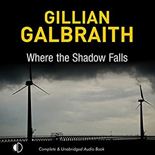 Where the Shadow Falls audiobook cover art