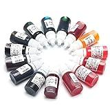 DULALA 15 Colori Resina epossidica UV colorante colorante colorante pigmento Colore della ...