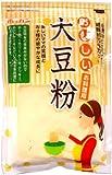 ホッカン おいしい大豆粉 200g