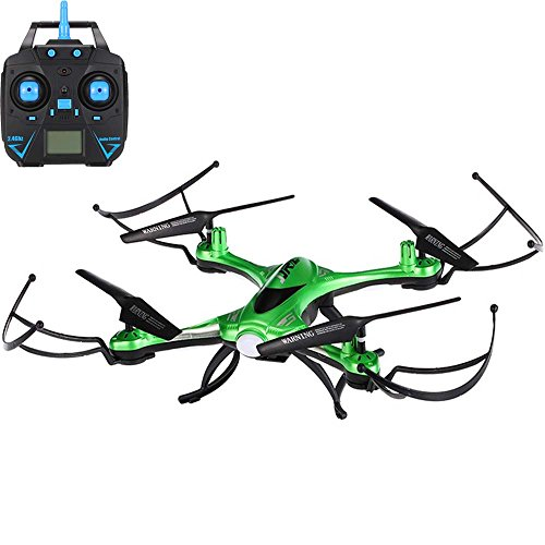 GoolRC JJRC H31 RC Drone, 2.4G 4CH 6-Axis Gyro Drone for Kids and Beginners, Waterproof RC Quadcopter with 360°Flip, Headless Mode, One Key Return, Flying Toys for Boys and Girls Gift (Green)