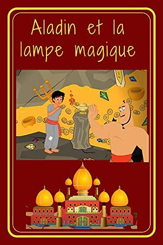 Couverture du livre Aladin et la lampe Magique