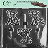 DALMATION LOLLY CHOCOLATE CANDY MOLD