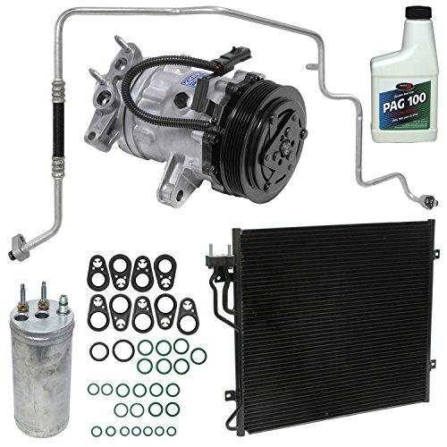 Universal Air Conditioner KT 4174A A/C Compressor/Component Kit
