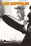 Theissen LED Zeppelin Poster LED Zeppelin I - Matte Poster Frameless Gift 11x17 inch(28cm x 43cm)*IT-00130