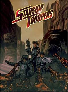 Starship Troopers Role Playing Game by Matthew Sprange (17-Aug-2005) Hardcover