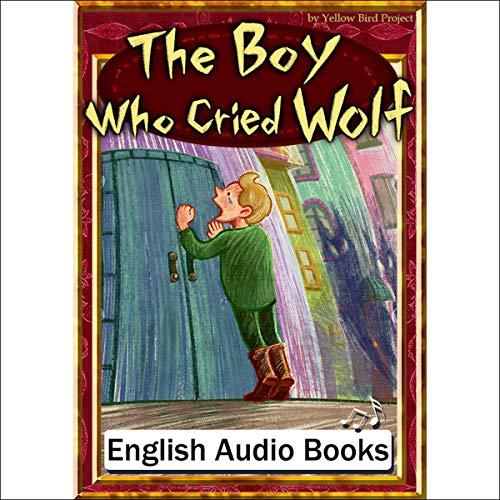 『The Boy Who Cried Wolf(オオカミがきた!・英語版)』のカバーアート