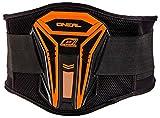 O'Neal | Cintura renale | Motocross, Enduro, Moto | Regolazione della Taglia con Velcro, Fodera in Lycra® | Cintura renale PXR | Adulto | Arancione | Taglia L/XL