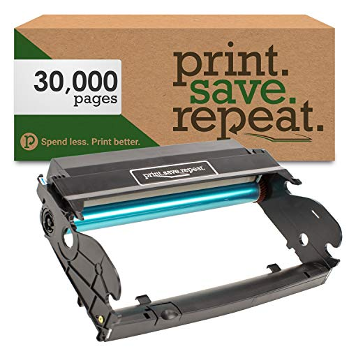 Print.Save.Repeat. Lexmark E260X22G Remanufactured Photoconductor (PC) Kit [30,000 Pages]