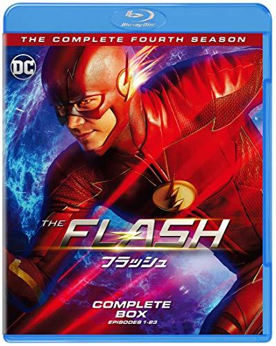 THE FLASH/フラッシュ 4thシーズン コンプリート・セット(4枚組) [Blu-ray]