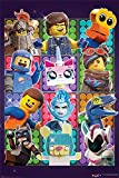 Poster The Lego Movie 2 – 61 x 91,5 cm