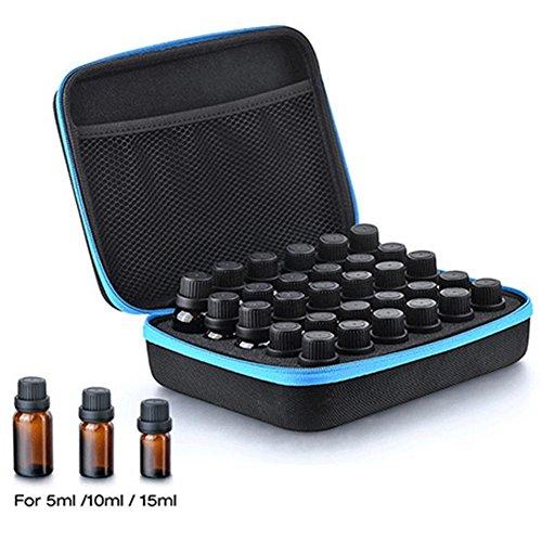 Hete-supply etherische olie opslag doos 30-positie etherische olie opslag case pakket doos doos voor artistieke decoratie Gift Aromatherapie oliën organisator