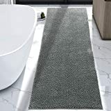 Lifewit Bath Runner Rug 26'×71' Chenille Area Mat Rugs for...