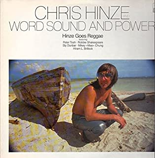 Chris Hinze And Word, Sound And Power - Word, Sound And Power - Ariola - 202 359, Ariola - 202 359-320