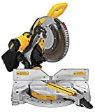 DEWALT Miter Saw, 12-Inch, Double Bevel, Compound, XPS Cutline, 15-Amp (DWS716XPS)