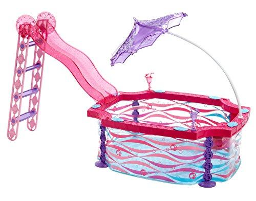 Barbie - 329175 - Mattel Bdf56 - Glam Pool