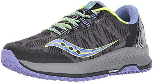 Saucony Women's Koa TR Running Shoe, Grey Blue, 5 Medium US