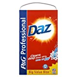 P&G Professional Daz Regular Laundry Detergent Powder 120 Washes 8.16 kg