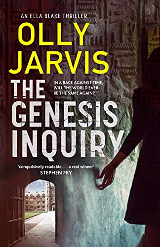 The Genesis Inquiry by [Olly Jarvis]