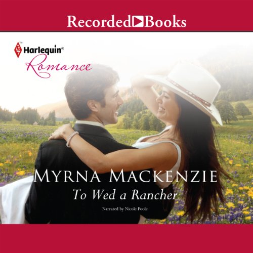 To Wed a Rancher cover art