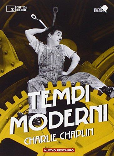 Charlie Chaplin - Tempi Moderni (2 Dvd+Booklet)