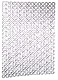 BINO Kitchen Sink Protector Mat, Clear - Eco-Friendly - Kitchen Sink Mat with Quick Draining Design - Kitchen Sink Mats for Stainless Steel Sink