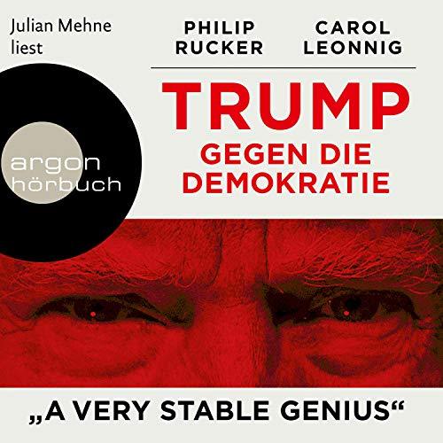 Trump gegen die Demokratie cover art