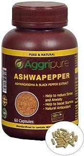 Ashwapepper Unmatched 4000 Milligram Men Capsule for Unbelievable Results
