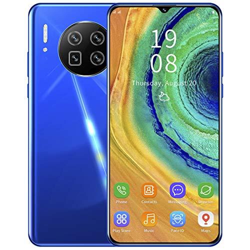 Smartphone Economici in Offerta 3G (1GB + 8GB) Android Smartphone Offerta del Giorno, 6.26  Waterdrop Schermo, 2MP+5MP, 2100mAh Batteria Cellulari Offerte, Dual SIM Economici Telefoni Mobile(Blu)