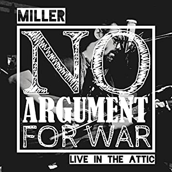 No Argument For War (Live) (Acoustic Version)