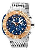 TechnoMarine, Black Reef, Reloj para hombre, acero inoxidable y caja de...