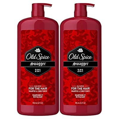 Old Spice, Shampoo and Conditioner