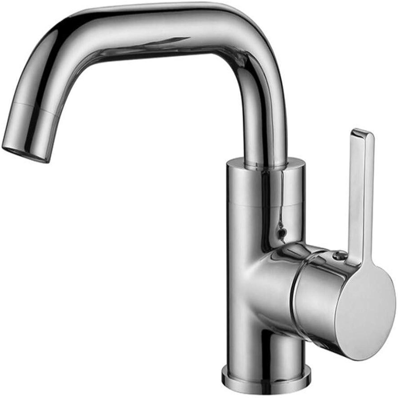 WaschtischarmaturenVerchromter Kupferner Wasserhahn Mit Kaltem Wasserhahn