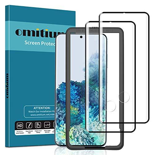 omitium Pellicola Protettiva per Samsung Galaxy S20, (6,2