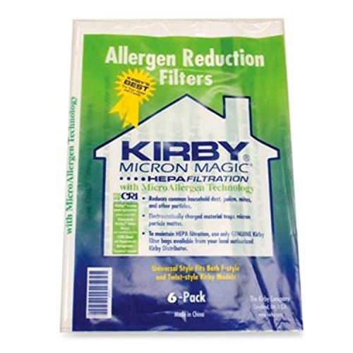 Kirby sacchetti per aspirapolvere universale allergene Riduzione Confezione da 2205811