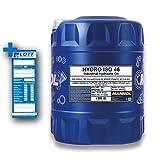 MANNOL Hydro ISO 46mineralöl 20L mn2102–20
