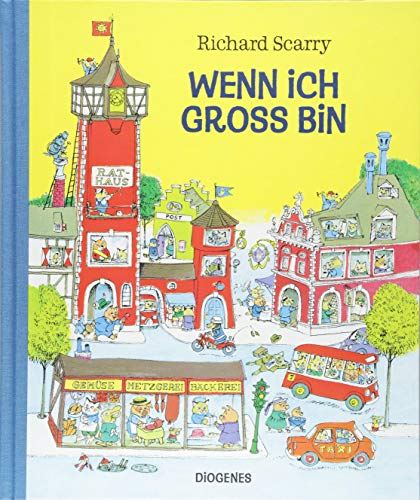 Wenn ich groß bin (Kinderbücher)