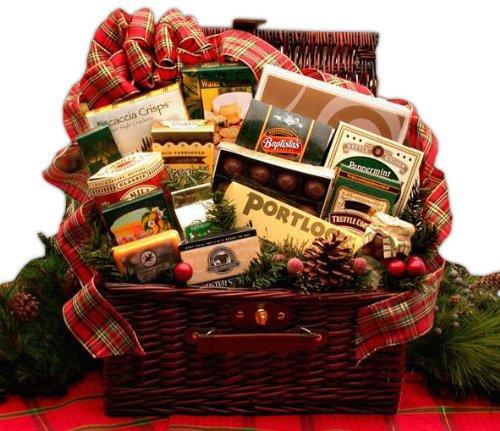 Organic Stores Gift Basket
