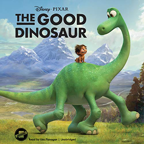 The Good Dinosaur cover art
